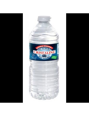 WATER CRISTALINE 50 CL