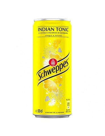 SCHWEPPES IT 33 CL X 24
