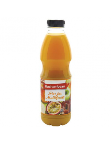 JUS MULTIFRUITS 6 X 1L