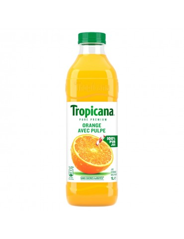 ORANGE JUICE TROPICANA